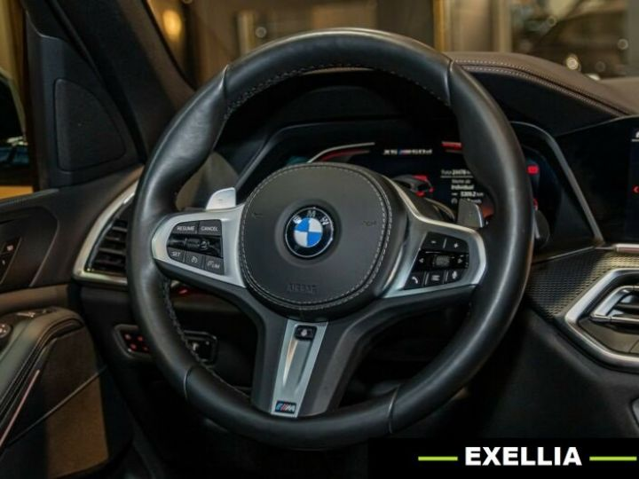 BMW X5 M50d  BLANC PEINTURE METALISE  Occasion - 18