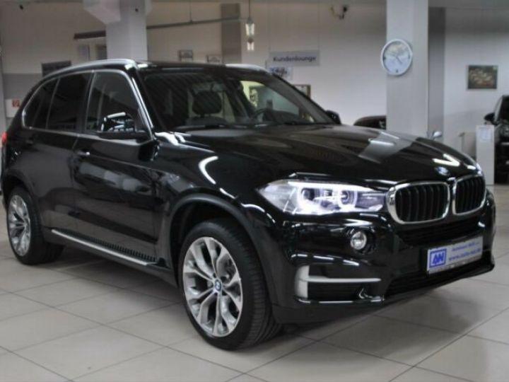 BMW X5 #  x Drive30d*7-places*PANO*NAVI*SPORT Noir Peinture métallisée - 1