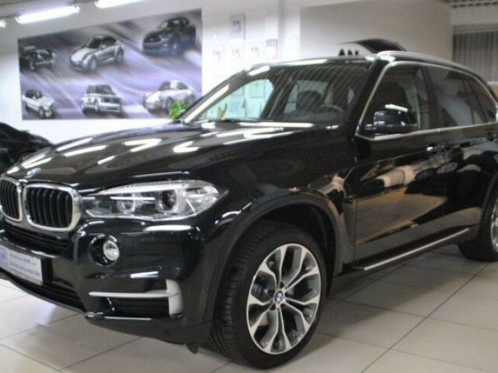 BMW X5 #  x Drive30d*7-places*PANO*NAVI*SPORT Noir Peinture métallisée - 2