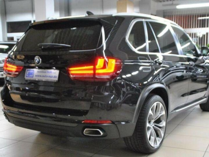BMW X5 #  x Drive30d*7-places*PANO*NAVI*SPORT Noir Peinture métallisée - 4