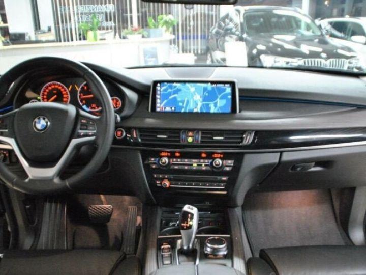 BMW X5 #  x Drive30d*7-places*PANO*NAVI*SPORT Noir Peinture métallisée - 5