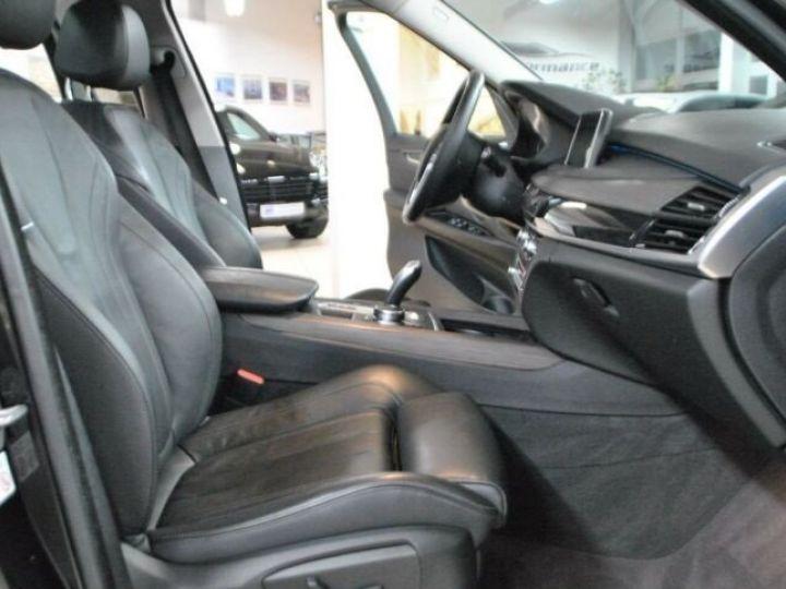 BMW X5 #  x Drive30d*7-places*PANO*NAVI*SPORT Noir Peinture métallisée - 6