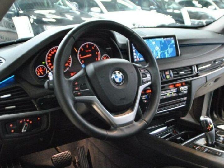 BMW X5 #  x Drive30d*7-places*PANO*NAVI*SPORT Noir Peinture métallisée - 7
