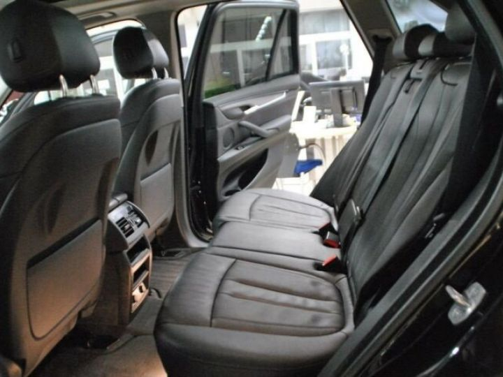 BMW X5 #  x Drive30d*7-places*PANO*NAVI*SPORT Noir Peinture métallisée - 8