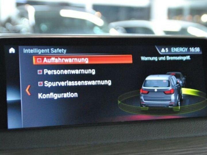 BMW X5 #  x Drive30d*7-places*PANO*NAVI*SPORT Noir Peinture métallisée - 10