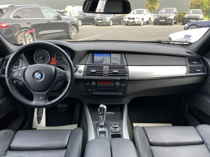 BMW X5 XDRIVE 30 D PACK SPORT M 245ch (E70) BVA8 BLANC - 8