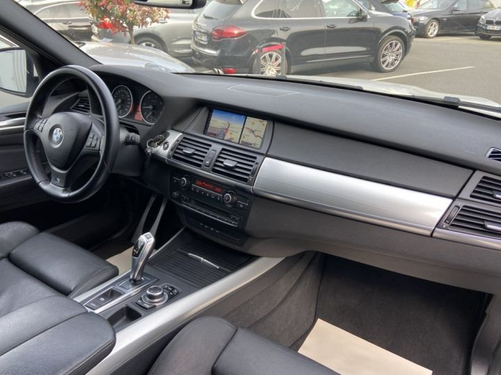 BMW X5 XDRIVE 30 D PACK SPORT M 245ch (E70) BVA8 BLANC - 9