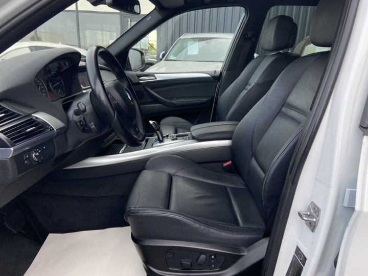 BMW X5 XDRIVE 30 D PACK SPORT M 245ch (E70) BVA8 BLANC - 10