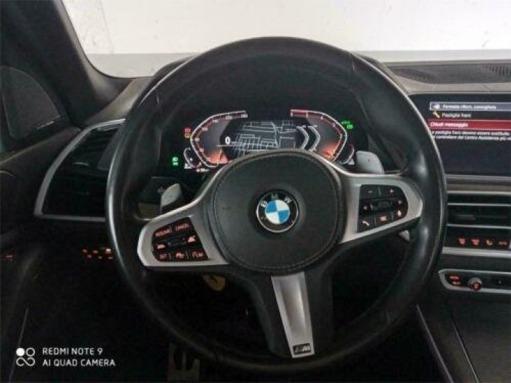 BMW X5 xDrive 30d A M-Sport / GPS / PHARE Xenon / Garantie 12 mois /  Noir métallisée  - 8