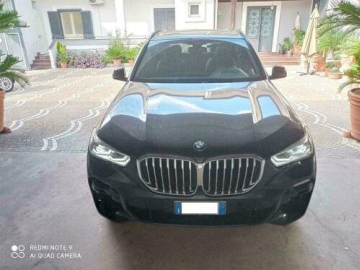 BMW X5 xDrive 30d A M-Sport / GPS / PHARE Xenon / Garantie 12 mois /  Noir métallisée  - 10