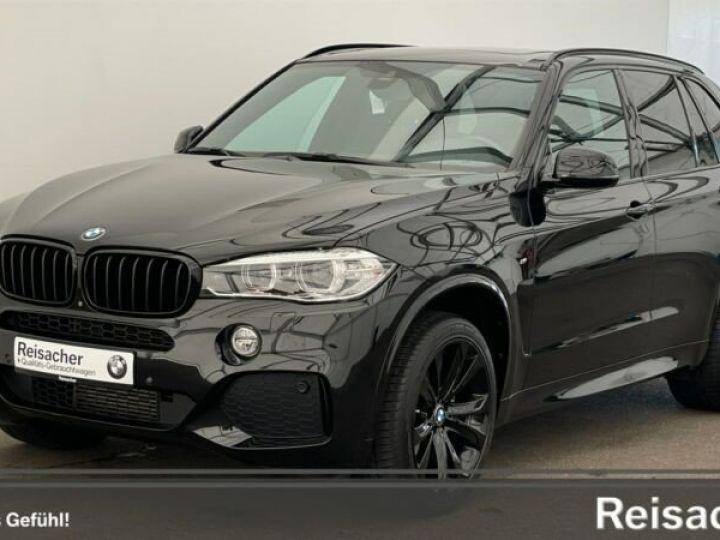BMW X5 xDrive 30d A M-Sport / GPS / PHARE Xenon / HiFi,SHZ,Pan Noir métallisée  - 1