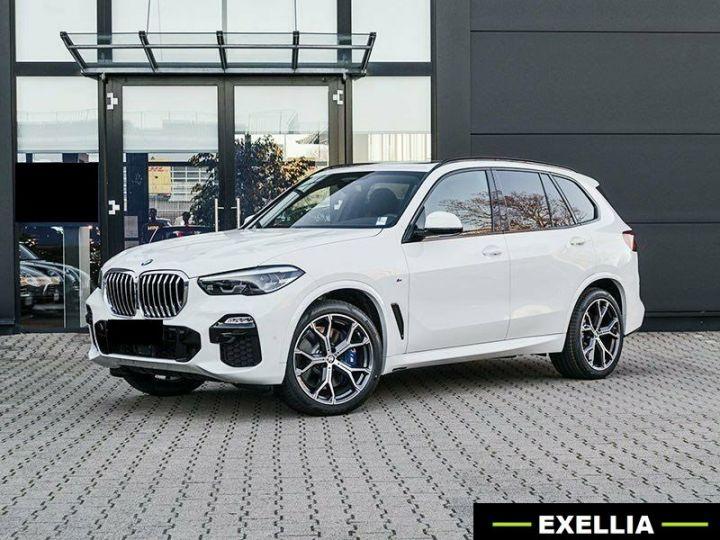 BMW X5 XDRIVE 30DA 265 M SPORT BLANC  Occasion - 1