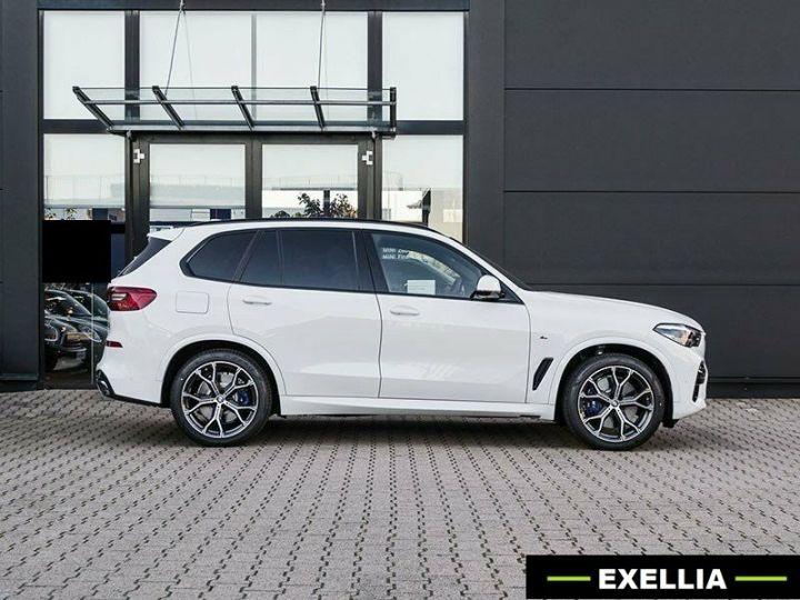 BMW X5 XDRIVE 30DA 265 M SPORT BLANC  Occasion - 3