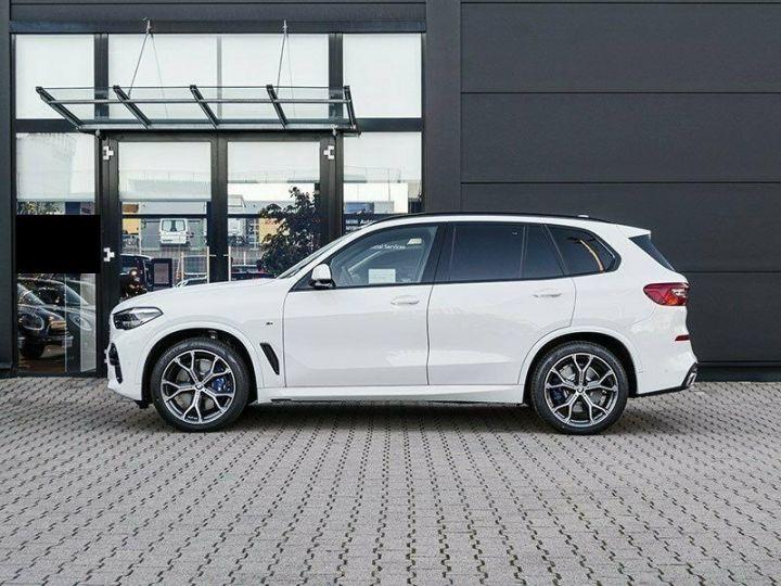 BMW X5 XDRIVE 30DA 265 M SPORT BLANC  Occasion - 4