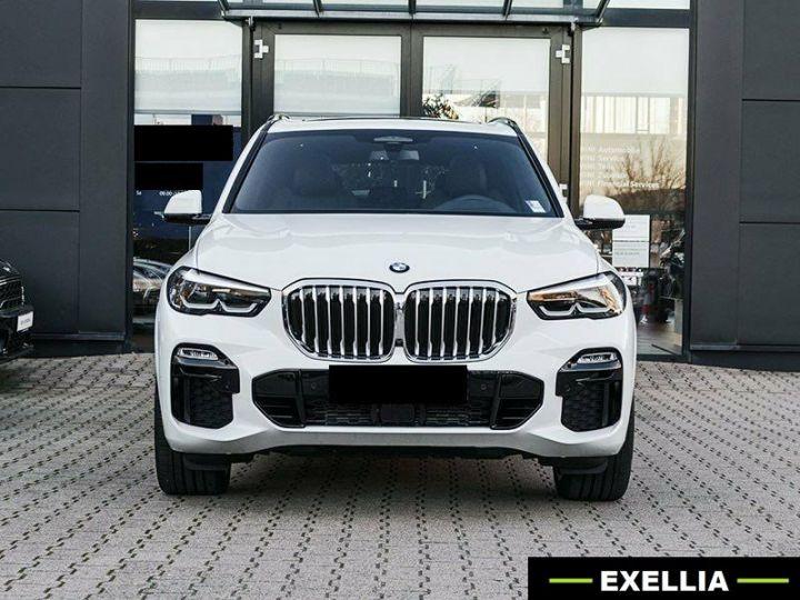 BMW X5 XDRIVE 30DA 265 M SPORT BLANC  Occasion - 5