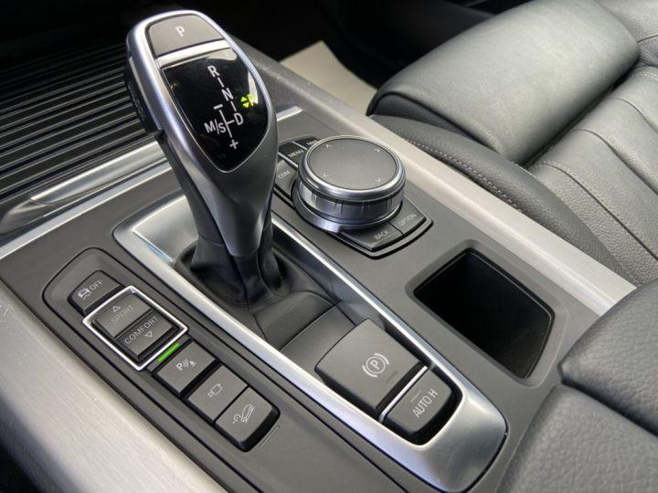 BMW X5 XDRIVE 40 D M-SPORT 313ch (F15) BVA8 7 places BLANC - 19