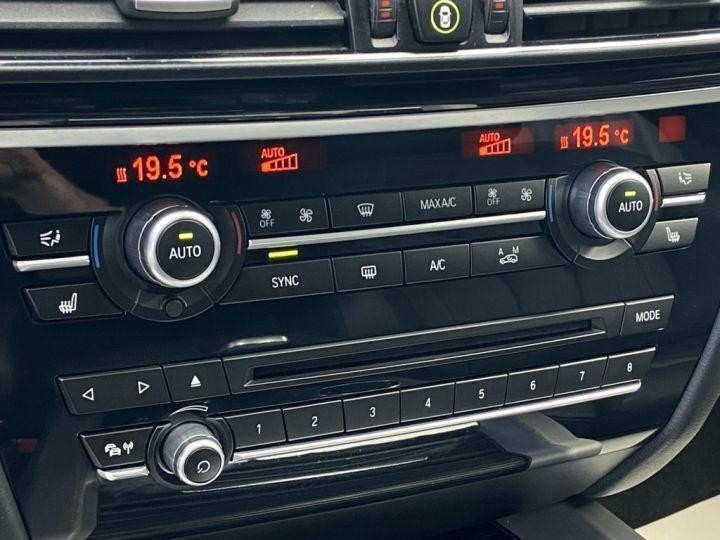 BMW X5 XDRIVE 40 D M-SPORT 313ch (F15) BVA8 7 places BLANC - 20