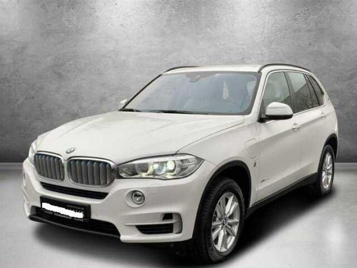 BMW X5 # xDrive 40e iPerformance # Hybride (essence/électricité) Blanc Peinture métallisée - 1