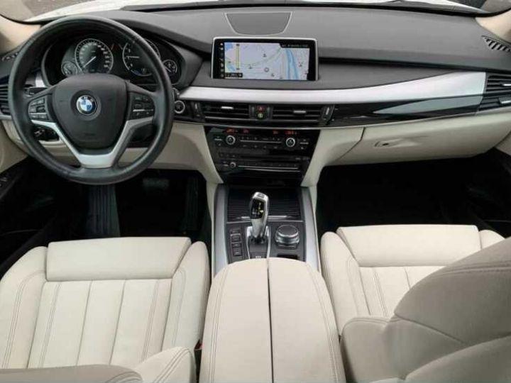 BMW X5 # xDrive 40e iPerformance # Hybride (essence/électricité) Blanc Peinture métallisée - 3