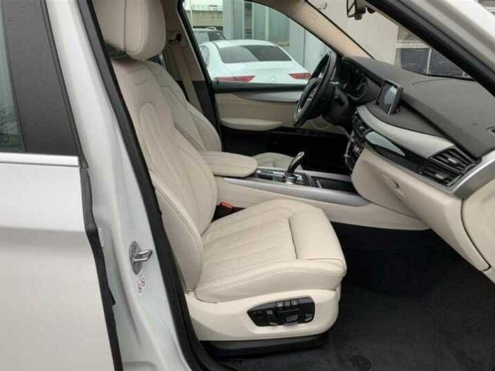 BMW X5 # xDrive 40e iPerformance # Hybride (essence/électricité) Blanc Peinture métallisée - 4