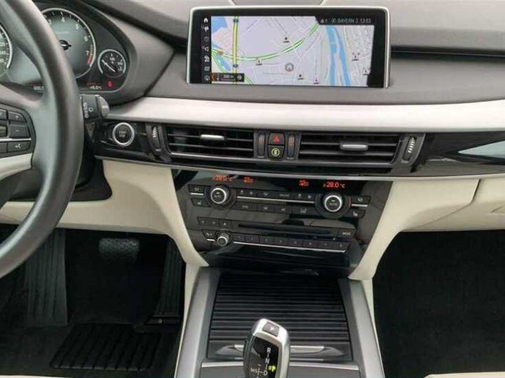 BMW X5 # xDrive 40e iPerformance # Hybride (essence/électricité) Blanc Peinture métallisée - 5
