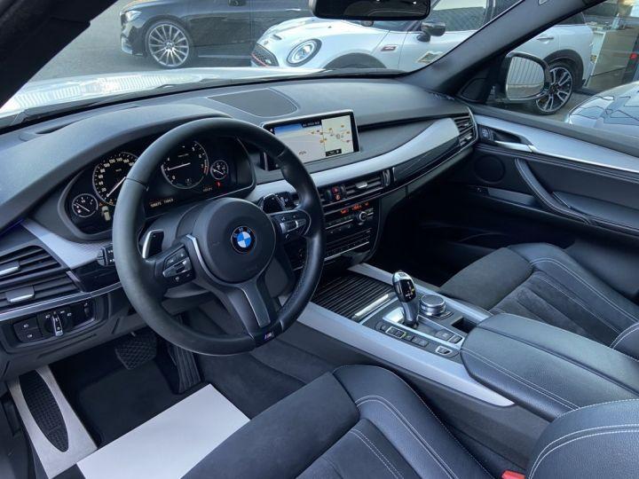 BMW X5 XDRIVE 40e M-SPORT 313ch (F15) BVA8 BLANC - 8