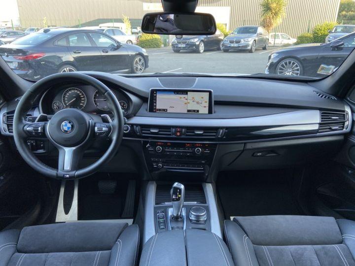 BMW X5 XDRIVE 40e M-SPORT 313ch (F15) BVA8 BLANC - 9