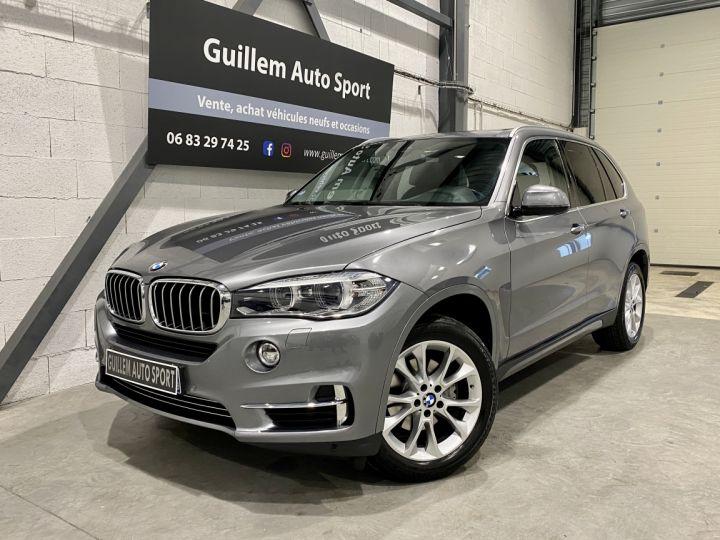 BMW X5 xDrive30d 258 ch GRIS - 2