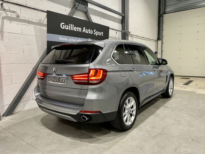 BMW X5 xDrive30d 258 ch GRIS - 3