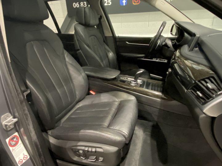 BMW X5 xDrive30d 258 ch GRIS - 13