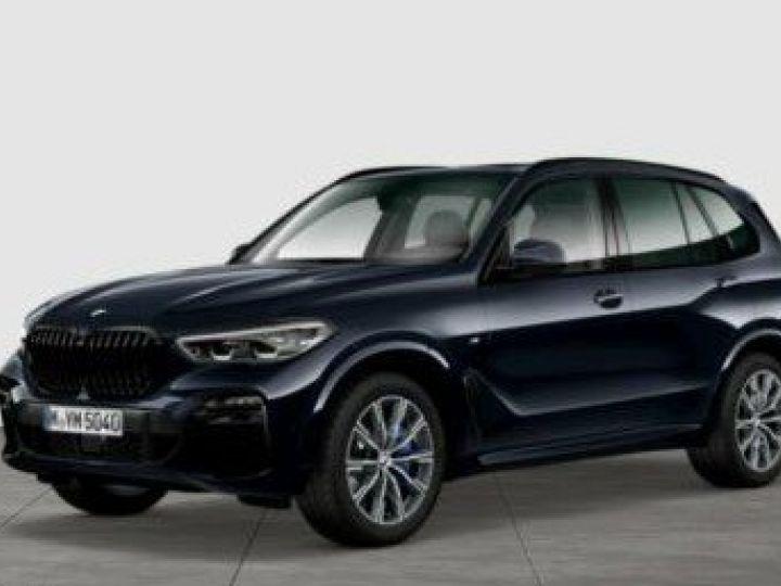 BMW X5 xDrive30d M Sport 286 cv TOIT PANORAMIQUE / GPS / HYBRIDE / GARANTIE 12 MOIS Bleu nuit - 1
