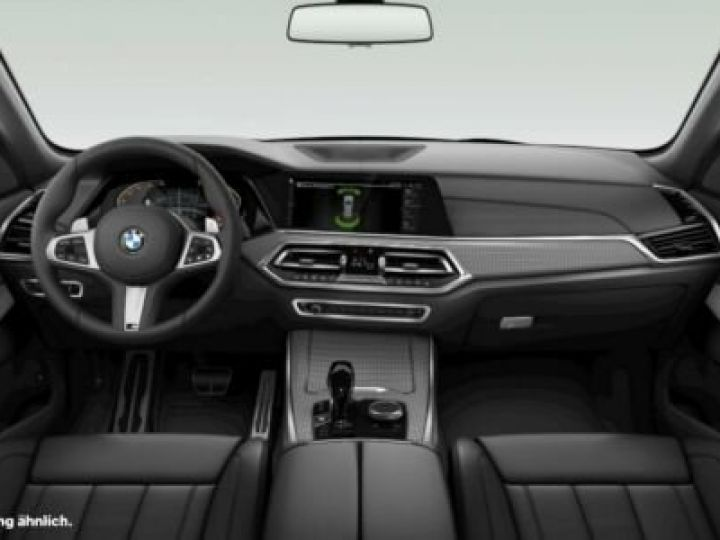 BMW X5 xDrive30d M Sport 286 cv TOIT PANORAMIQUE / GPS / HYBRIDE / GARANTIE 12 MOIS Bleu nuit - 3