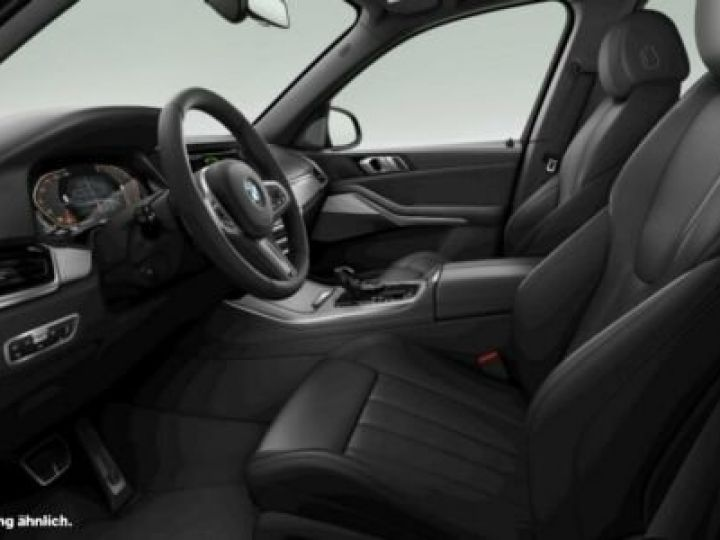 BMW X5 xDrive30d M Sport 286 cv TOIT PANORAMIQUE / GPS / HYBRIDE / GARANTIE 12 MOIS Bleu nuit - 4