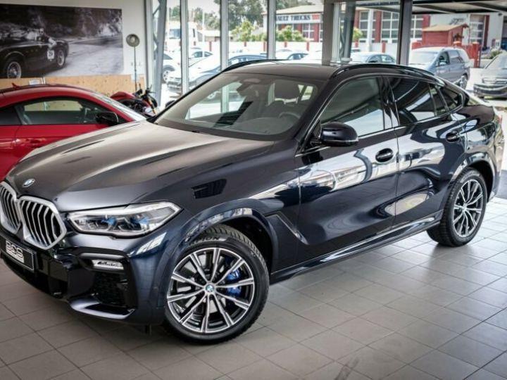 BMW X6 Noir métallisée  - 3