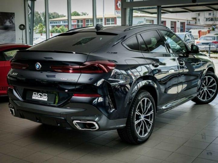 BMW X6 Noir métallisée  - 4