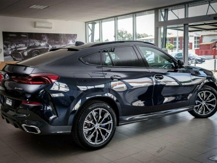 BMW X6 Noir métallisée  - 5