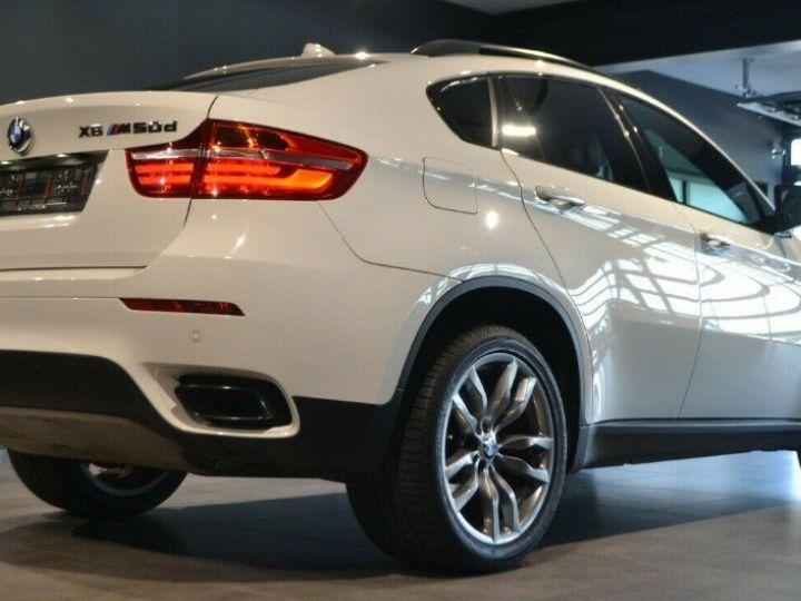 BMW X6 (2) M50DA 381 (07/2012) 5 places. BLANC ALPIN 3 - 5