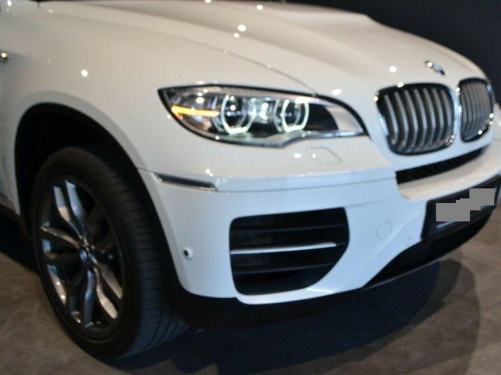 BMW X6 (2) M50DA 381 (07/2012) 5 places. BLANC ALPIN 3 - 9