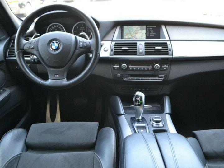 BMW X6 (2) M50DA 381 (07/2012) 5 places. BLANC ALPIN 3 - 10