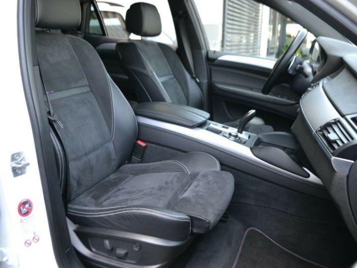 BMW X6 (2) M50DA 381 (07/2012) 5 places. BLANC ALPIN 3 - 11