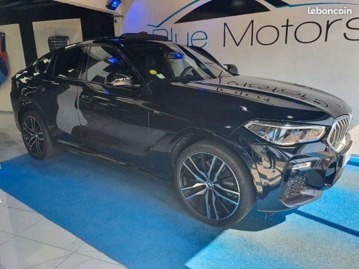 BMW X6 30D Xdrive M Sport Performence 286CH Noir - 1