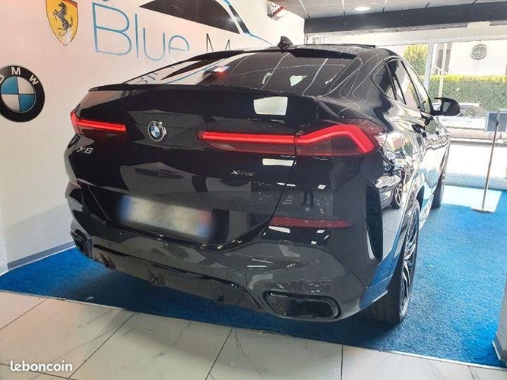 BMW X6 30D Xdrive M Sport Performence 286CH Noir - 2