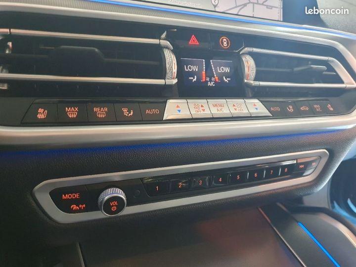 BMW X6 30D Xdrive M Sport Performence 286CH Noir - 4