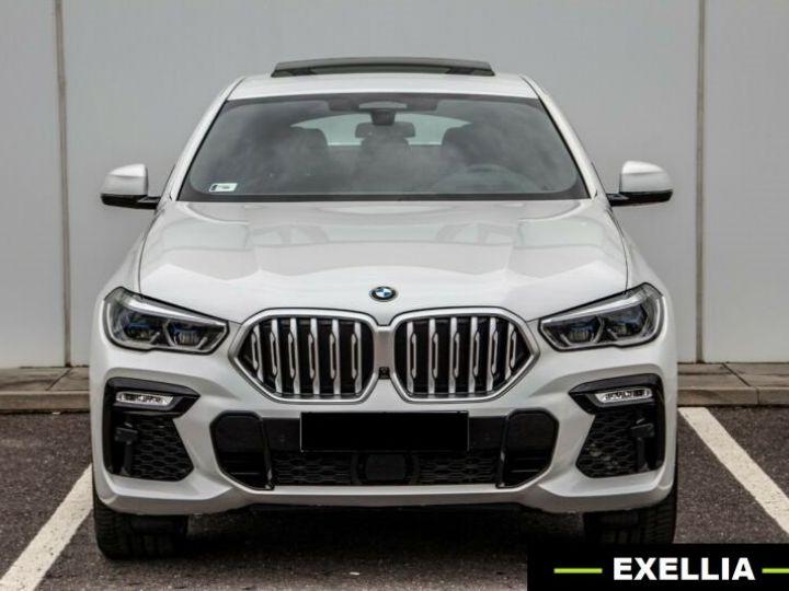 BMW X6 30D XDRIVE PACK AERO M BLANC  Occasion - 2