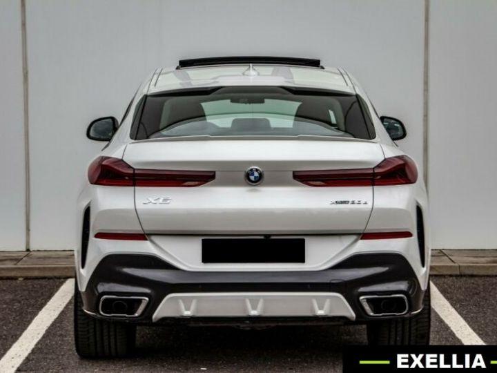 BMW X6 30D XDRIVE PACK AERO M BLANC  Occasion - 7