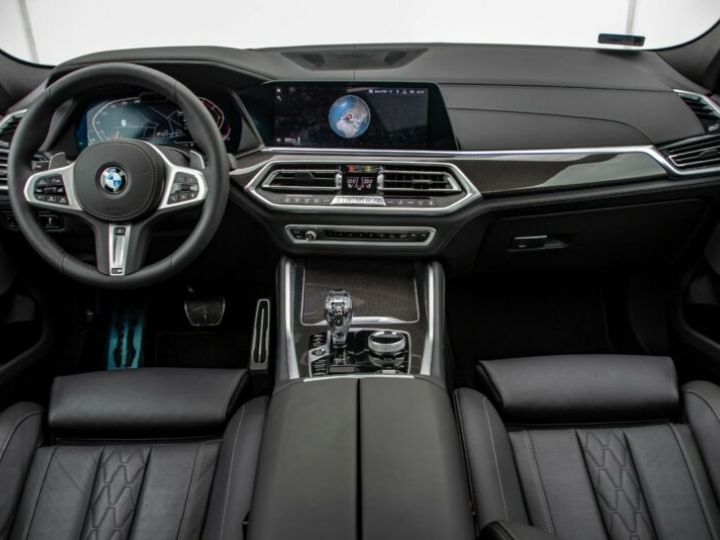 BMW X6 30D XDRIVE PACK AERO M BLANC  Occasion - 9