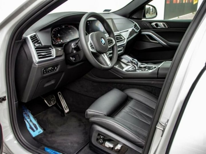 BMW X6 30D XDRIVE PACK AERO M BLANC  Occasion - 10