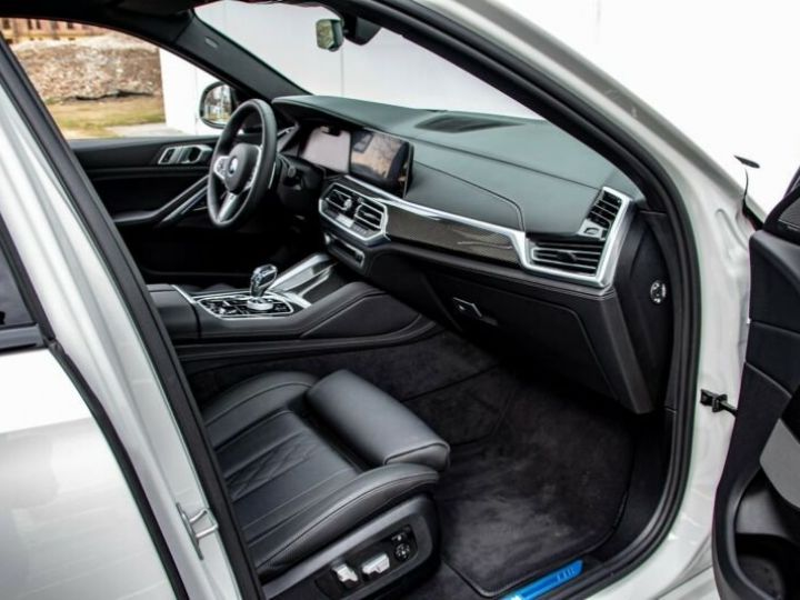 BMW X6 30D XDRIVE PACK AERO M BLANC  Occasion - 13