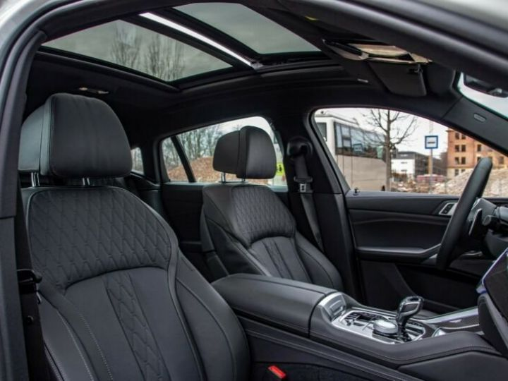 BMW X6 30D XDRIVE PACK AERO M BLANC  Occasion - 14