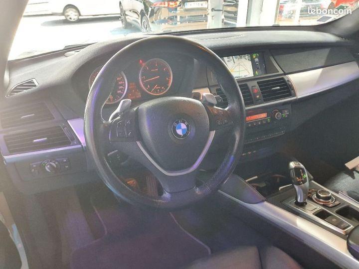 BMW X6 35D Exclusive Blanc - 3
